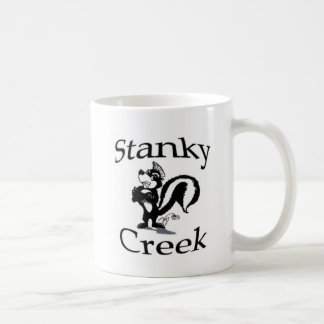 Stanky-Skunk-Tough, Stanky Trails Coffee Mug