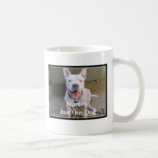 Stanley (apenas un perro) taza