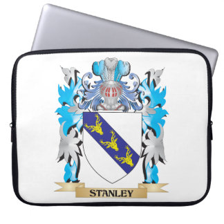 Stanley Coat of Arms - Family Crest Computer Sleeves