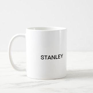 Stanley Cup Classic White Coffee Mug