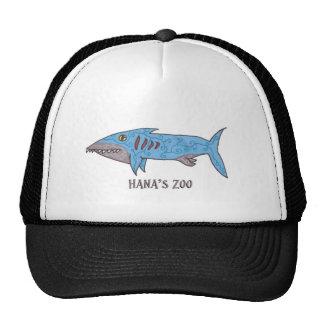 Stanley el tiburón gorras de camionero