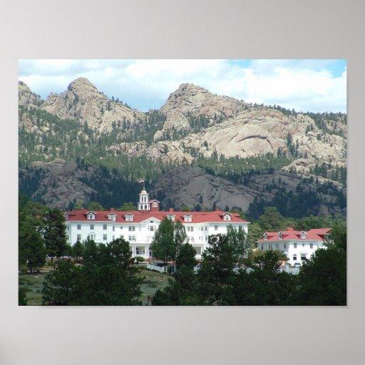Stanley Hotel - Estes Park, Colorado Posters