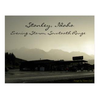 Stanley, Idaho postcard