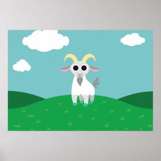 Stanley la cabra póster