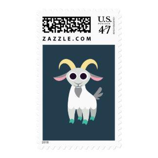 Stanley la cabra sellos postales