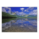 Stanley Lake in the Sawtooth Mountains of Idaho Greeting Card