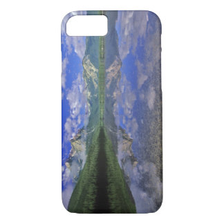 Stanley Lake in the Sawtooth Mountains of Idaho iPhone 8/7 Case