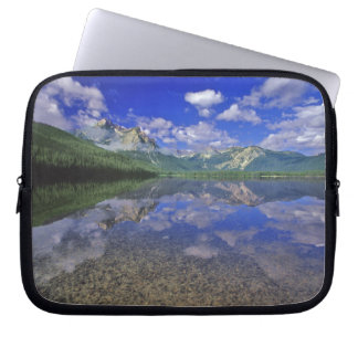 Stanley Lake in the Sawtooth Mountains of Idaho Computer Sleeves