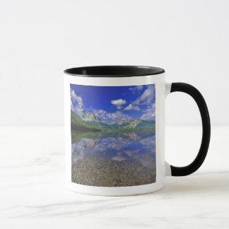 Stanley Lake in the Sawtooth Mountains of Idaho Mug