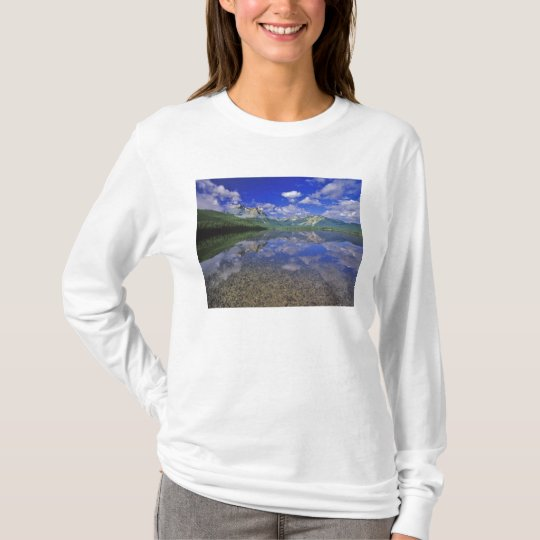 Stanley Lake in the Sawtooth Mountains of Idaho T-Shirt