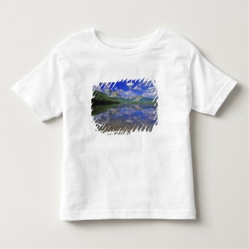Stanley Lake in the Sawtooth Mountains of Idaho Shirt