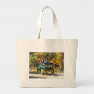 Stanley Steamer Automobile Canvas Bags