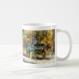 Stanley Steamer Automobile Coffee Mug
