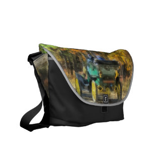 Stanley Steamer Automobile Courier Bags