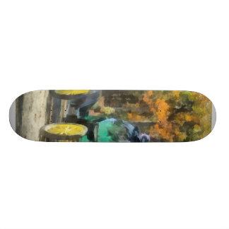 Stanley Steamer Automobile Custom Skateboard