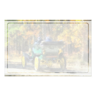 Stanley Steamer Automobile Stationery