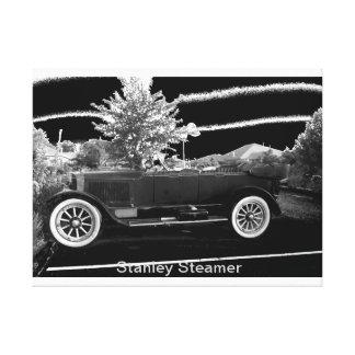 Stanley Steamer Canvas Print