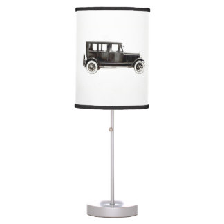 Stanley Steamer Seven Passenger Sedan. Desk Lamp