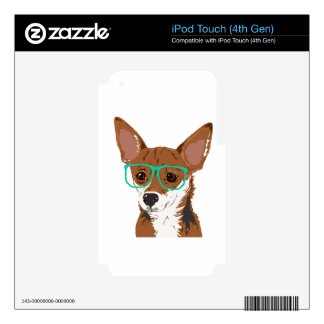 Stanley the Chihuahua mix iPod Touch 4G Skins