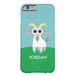 Stanley the Goat Barely There iPhone 6 Case