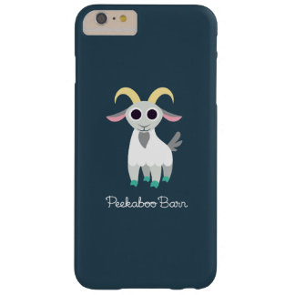 Stanley the Goat Barely There iPhone 6 Plus Case