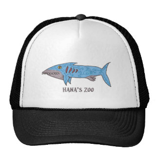 Stanley the Shark Trucker Hat