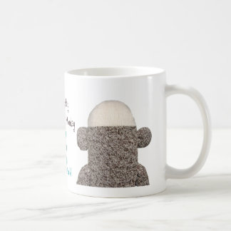 Stanley The Sock Monkey Mug