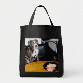 Stanley y el perrito caliente bolsa de mano