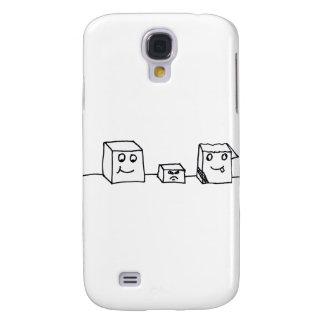 StanleyAl&Carl Samsung Galaxy S4 Cover