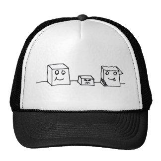 StanleyAl&Carl Mesh Hats