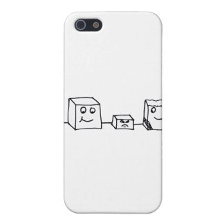 StanleyAl&Carl Cover For iPhone 5