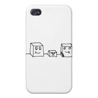 StanleyAl&Carl iPhone 4/4S Case