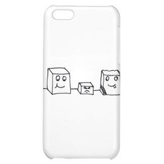 StanleyAl&Carl iPhone 5C Covers