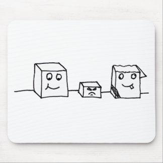 StanleyAl&Carl Mouse Pad