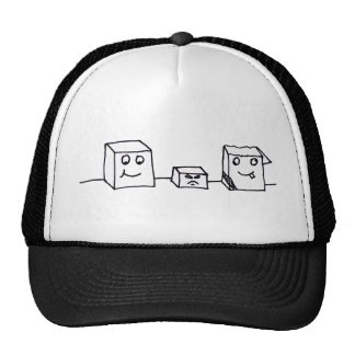 StanleyAl&Carl Trucker Hat