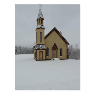 Stannard Vermont Church Postcard