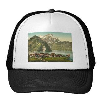Stanstaad y Pilatus, lago Alfalfa, Suiza c Gorro De Camionero