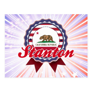Stanton, CA Post Card