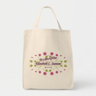 Stanton ~ Elizabeth Cady / Famous USA Women Tote Bag