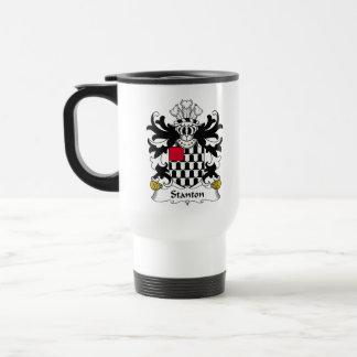 Stanton Family Crest Travel Mug