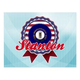 Stanton, KY Post Card