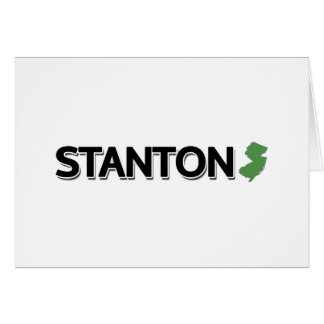 Stanton, New Jersey Cards