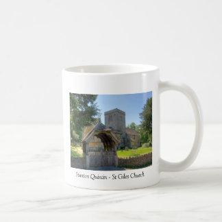 Stanton Quintin St Giles Church Coffee Mug