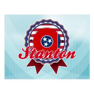 Stanton, TN Postcard