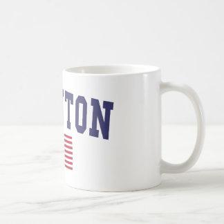 Stanton US Flag Coffee Mug