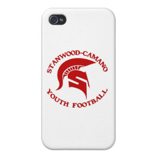 Stanwood Camano Youth Football iPhone 4/4S Cover