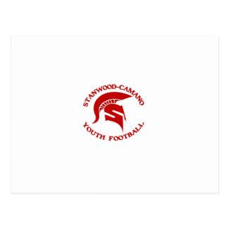 Stanwood Camano Youth Football Postcard