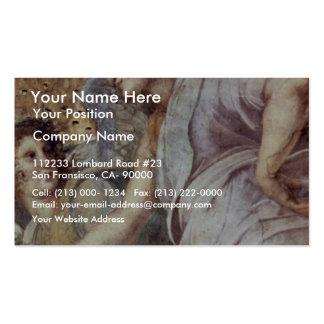 Stanza Della Signatura, For Pope Julius Ii In The Business Card Template