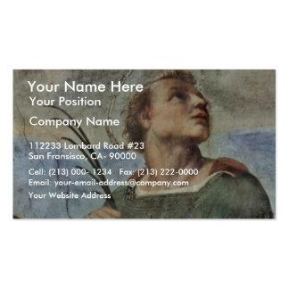 Stanza Della Signatura In The Vatican For Pope Jul Business Card Templates