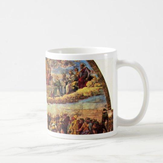 Stanza Della Signatura In The Vatican For Pope Jul Coffee Mug